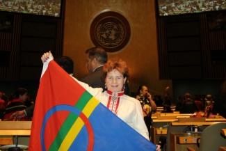 Valentina Sovkina. (Norwegian Barents Secretariat)