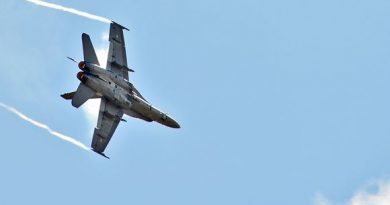 Residents of northern Finland can expect more sightings of Hornet jets this autumn. (Vesa Vaarama / Yle)