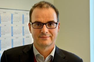 Jonny Andersen is airport director in Tromsø. (Thomas Nilsen/Barents Observer)