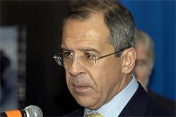 Russia's Foreign Minister Sergei Lavrov. (Thomas Nilsen / Barents Observer)