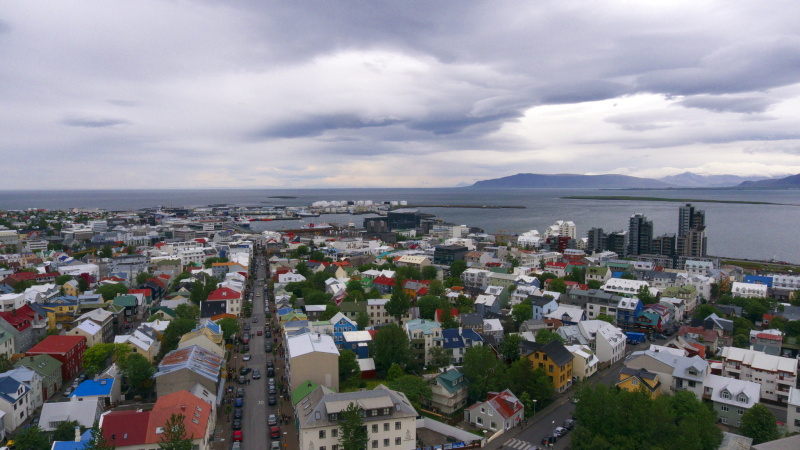 Nine hundred delegates from 34 countries will soon descend on Reykjavik, Iceland for the Arctic Circle conference. (Mia Bennett)