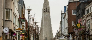 Reykjavik, Iceland, shown here in a 2013 file photo, plays host to the second Arctic Circle Assembly this month. (Loren Holmes / Alaska Dispatch News)