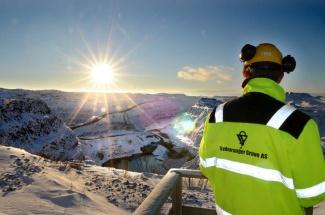 The Syd-Varanger mines is increasingly struggling to make profits. (Jonas Karlsbakk/Barents Observer)