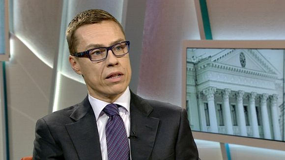 Finland's Prime Minister Alexander Stubb echoed concerns expressed by President Sauli Niinistö about the onset of another Cold War. (Yle)