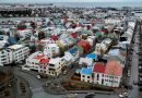 Reykjavik, Iceland. The Arctic Circle Assembly was held in the city this week. (Matt Cardy/Getty Images)