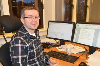 Claus Bergersen is business advisor with the Norwegian Barents Secretariat and has for years been working with the banking sector in Murmansk. (Thomas Nilsen/Barents Observer)