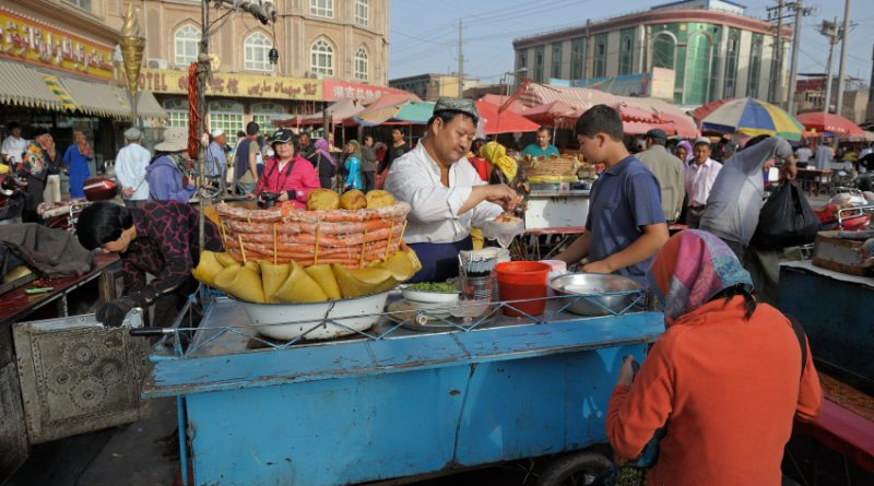 Kashgar, China – the former and future gateway to the Silk Road. The desert city is a far cry from Murmansk. (iStock)
