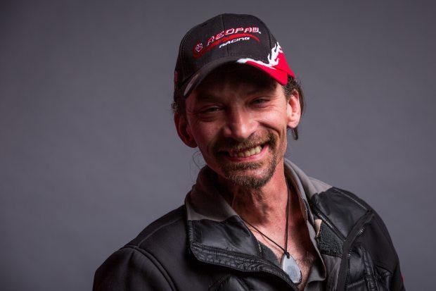 Lance Mackey at the 2013 Iditarod Mushers' Banquet. (Loren Holmes / Alaska Dispatch News)