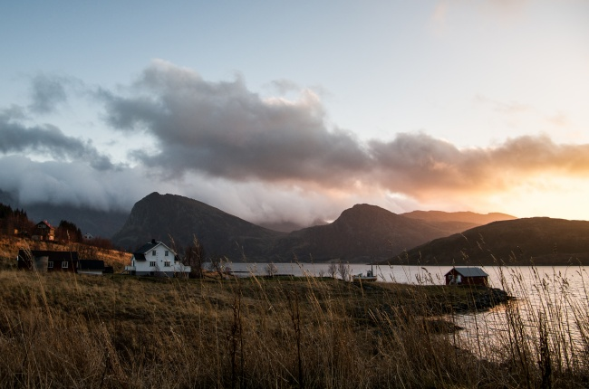 Lofoten in Nordland county is amongst the most popular destinations. (James Thomson/Barents Observer)