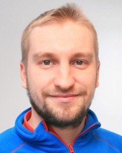 Researcher PhD Alexei Portnov. (CAGE)
