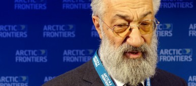 Political tensions have not affected cooperation in the Arctic, says Artur Chilingarov. (Trude Pettersen/Barents Observer)