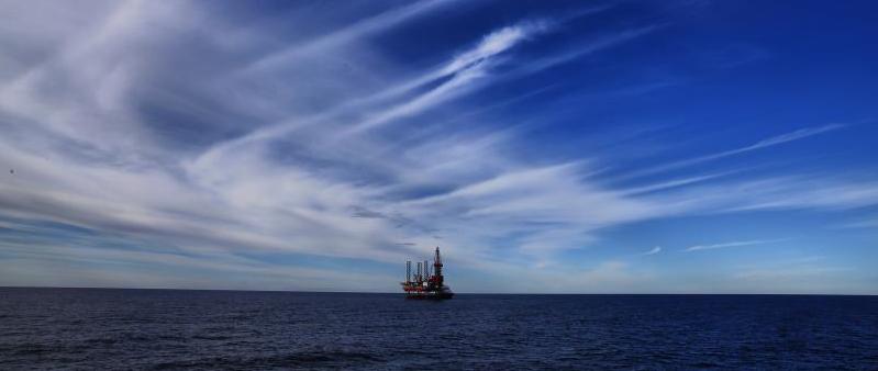 Dolginskoye field, Pechora Sea. (Gazprom Neft)