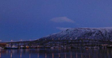 Tromso, the home of Arctic Frontiers. (Irene Quaile)