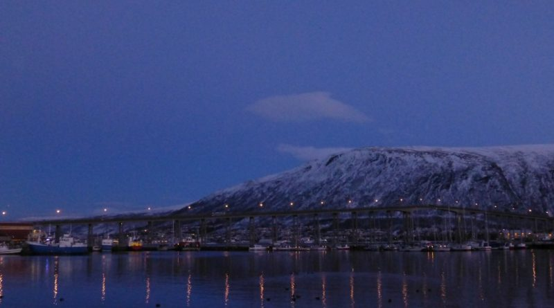 Tromso, the home of Arctic Frontiers. (Irene Quaile)