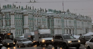 St. Petersburg is Russia's second largest city with more than five million inhabitants. (Trude Pettersen/Barents Observer)