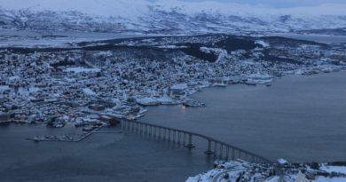 Tromso: the gateway to the Arctic. (Irene Quaile)