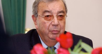 Former Prime Minister Yevgeny Primakov pictured here in 2007. (Ilmars Znotins/AFP/Getty Images)