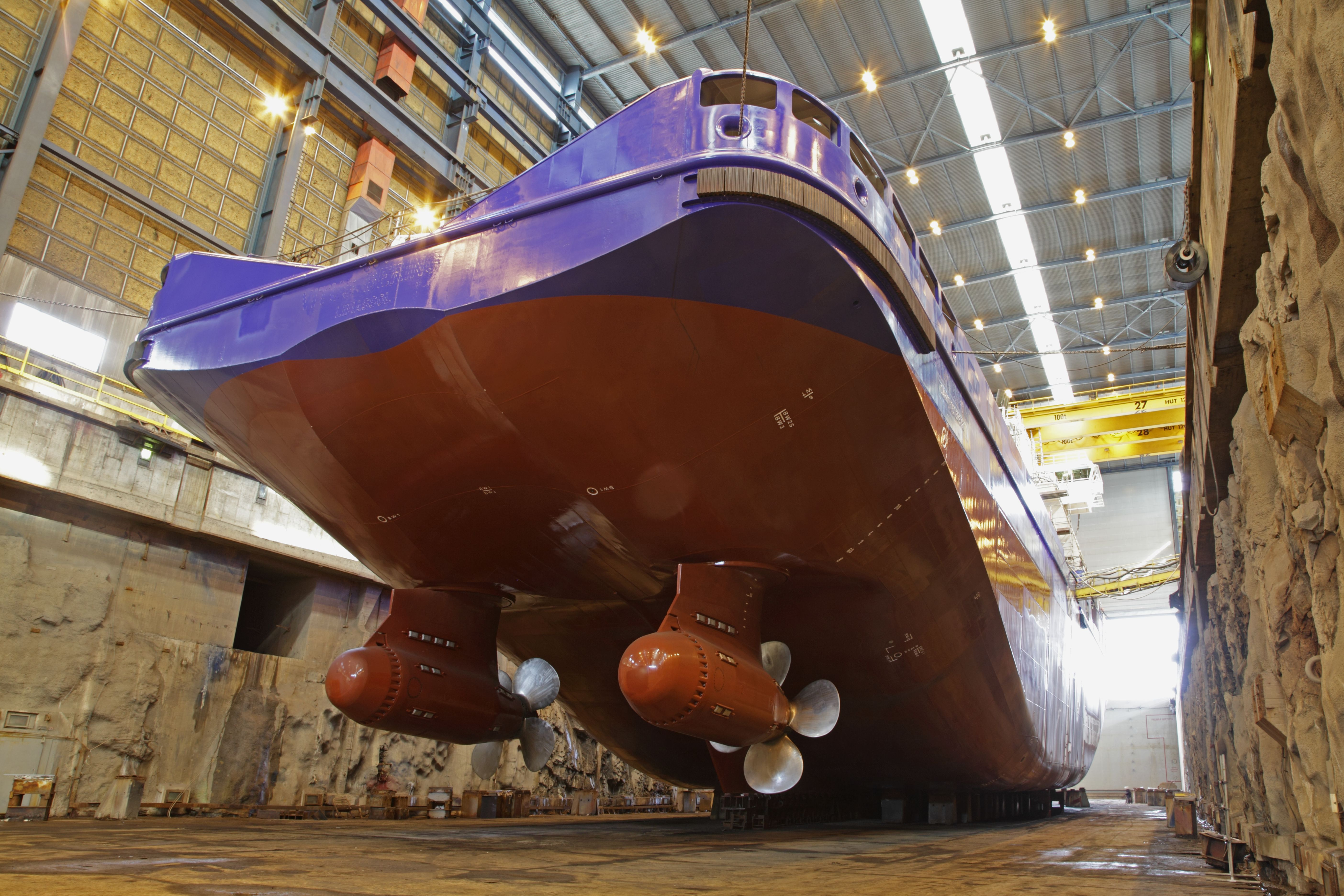 (Arctech Helsinki Shipyard)