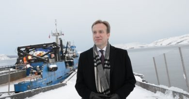 Norway has its full rights to engage in its part of the Barents Sea, Foreign Minister Børge Brende says. (Atle Staalesen/Barents Observer)