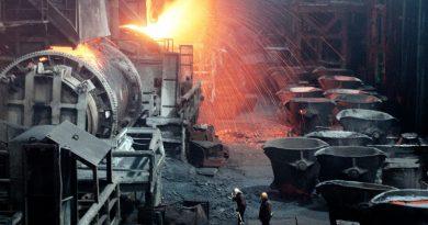 A smelter in Norilsk, Russia. (Alexander Zemlianichenko/AP)