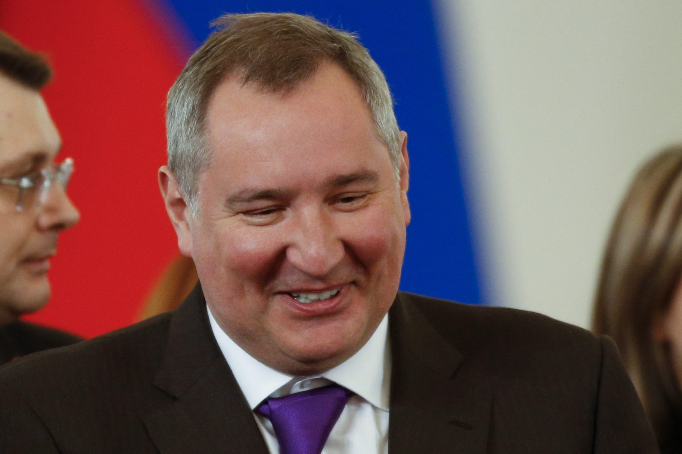 Dmitry Rogozin heads Russia's commission for Arctic affairs. (Alexander Zemlianichenko/AP)
