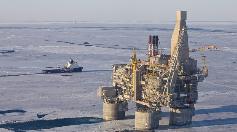 Western sanctions have created major problems for Rosneft's Arctic drilling plans. (Rosneft)