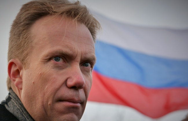 Børge Brende says the responsibility for improving the current situation rests with Moscow. (Thomas Nilsen/Barents Observer)