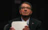 U.S. defense secretary, Ashton Carter, testifies during a Senate Armed Services Committee hearing on Capitol Hill March 3, 2015 in Washington, DC. (Mark Wilson/Getty Images)