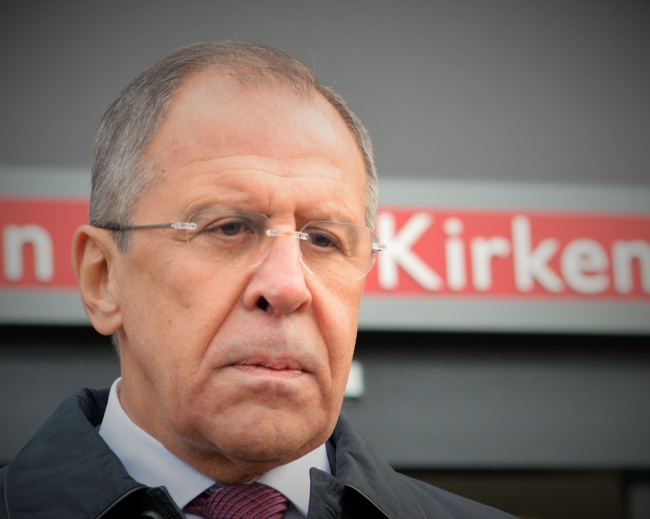 Sergei Lavrov is Russia's Foreign Minister. (Thomas Nilsen/Barents Observer)