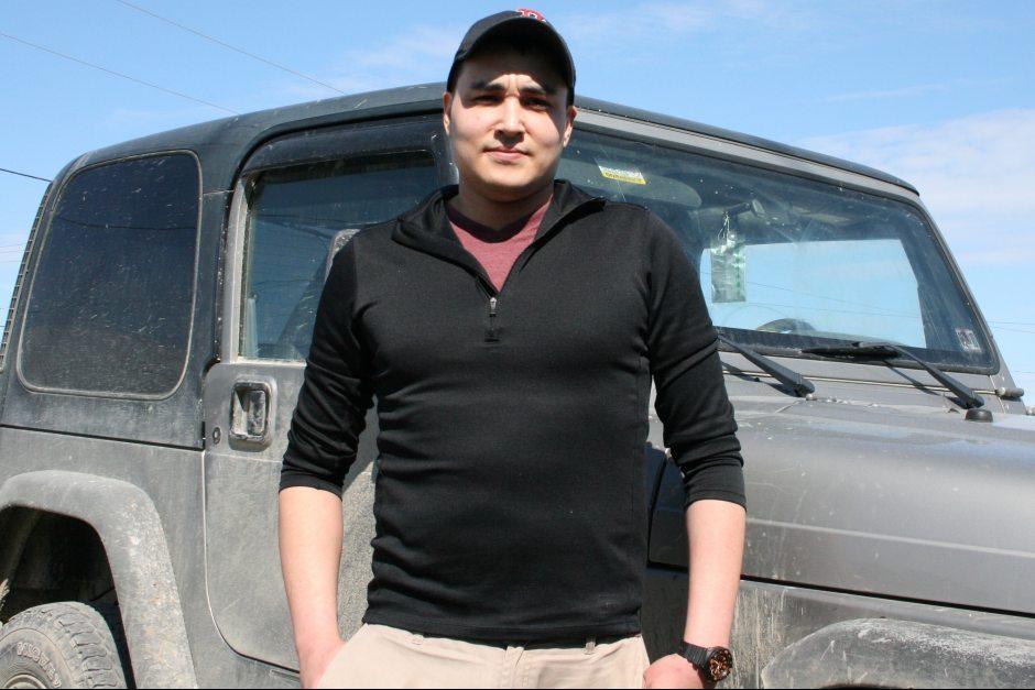 Bethel City Councilman Byron Maczynski. (Lisa Demer / Alaska Dispatch News)
