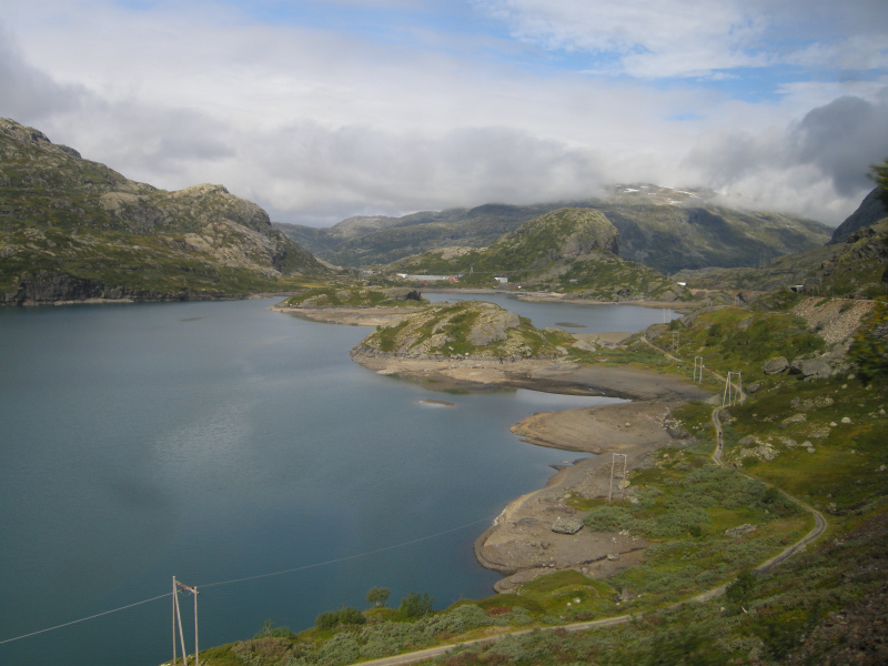 In six years, Norway's hydropower will begin electrifying homes in Britain. (Mia Bennett, 2008)