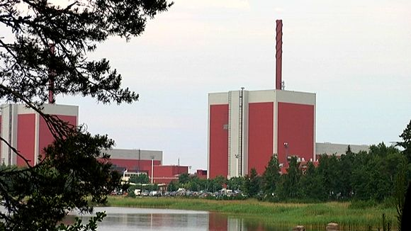 The Olkiluoto nuclear power plant in Eurajoki, southwest Finland. (Yle)