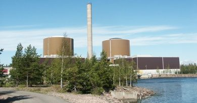 Fortum's Loviisa nuclear power station was built in the 1970s using mostly Soviet technology(Juha Silander / Yle)