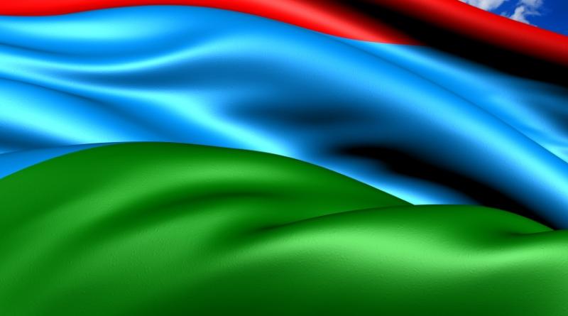 The Karelian Flag. (iStock)