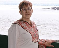 Nellie T. Kusugak will be the fifth Commissioner of Nunavut. (Government of Nunavut)