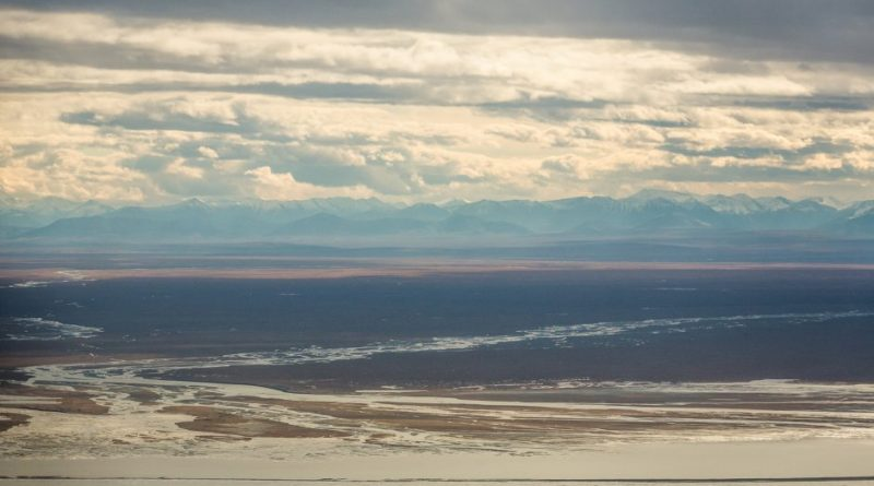 The Canning River in ANWR's 1002 coastal plain. (Loren Holmes / Alaska Dispatch News)