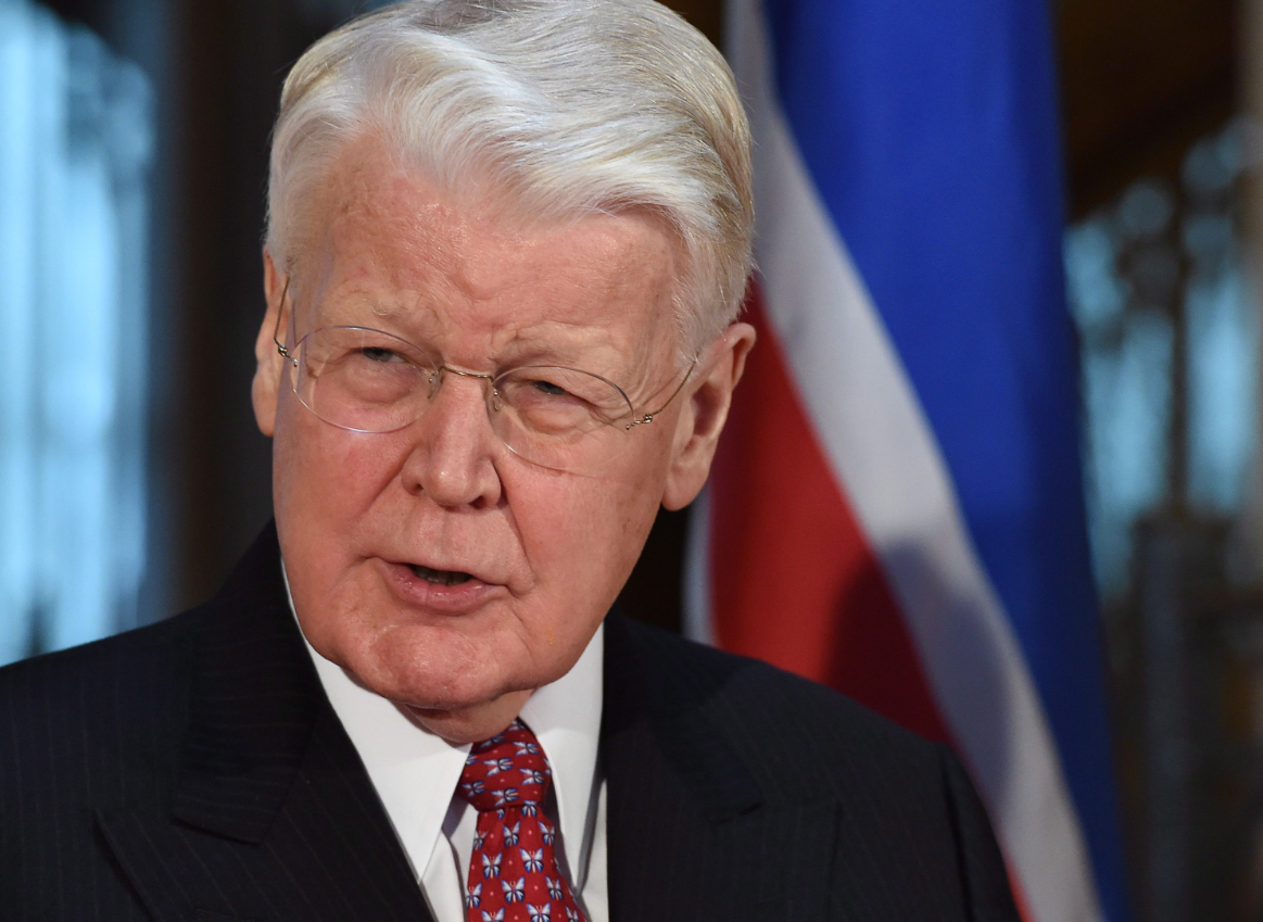 The President of Iceland Olafur Ragnar Grimsson at a news conference in Quebec City in February 2015. A blog looking at the controversial remarks he recently made in Singapore were among your most read stories last week. (Jacques Boissinot/The Canadian Press)