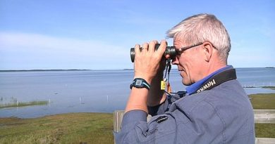Biologist Harri Hongell says he once received death threats over a bog protection project. (Kalle Niskala / Yle)