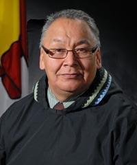 Johnny Mike, Nunavut's minister of the environment. (Courtesy Government of Nunavut