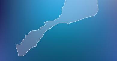 Illustration showing location of Jan Mayen Island. Jan Mayen is part of the LORAN-C radio navigation network in the Atlantic Ocean. (iStock)