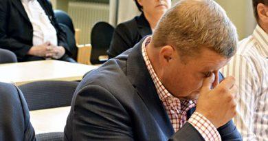 Talvivaara CEO Pekka Perä. (Miia Roivainen / Yle)