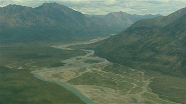 The Peel Watershed in Yukon, Canada. (ICI Radio-Canada)
