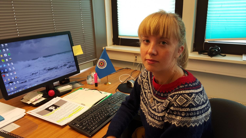 Anja Kristine Salo is Adviser on indigenous issues in the Norwegian Barents Secretariat. (Thomas Nilsen/Barents Observer)