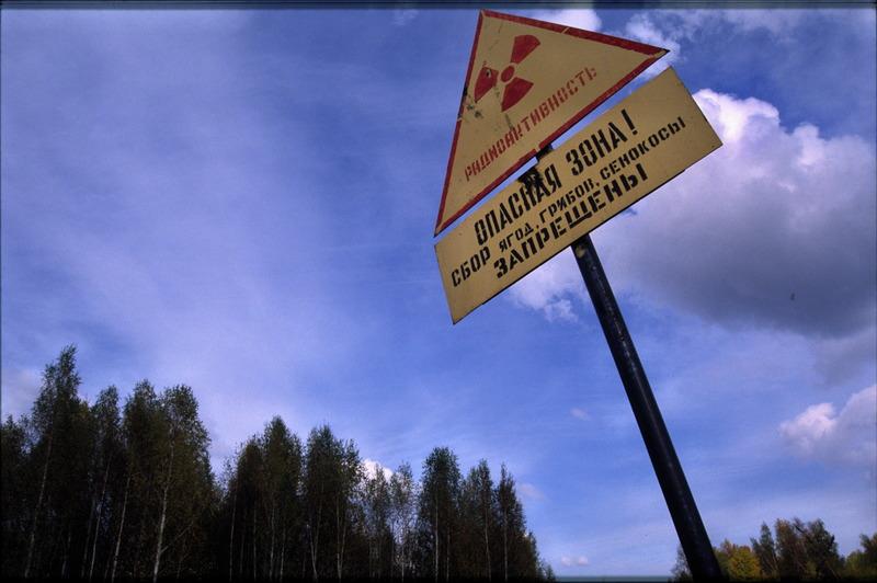 Radioactive contamination. (Thomas Nilsen/Barents Observer)