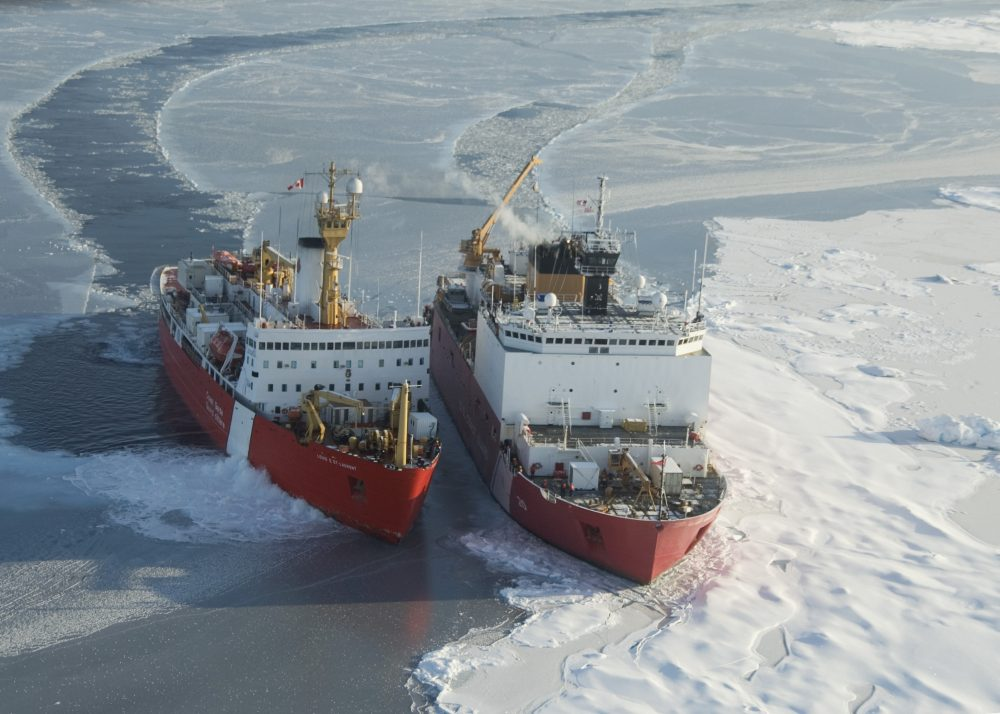 Arctic Nations To Sign Historic Coast Guard Agreement