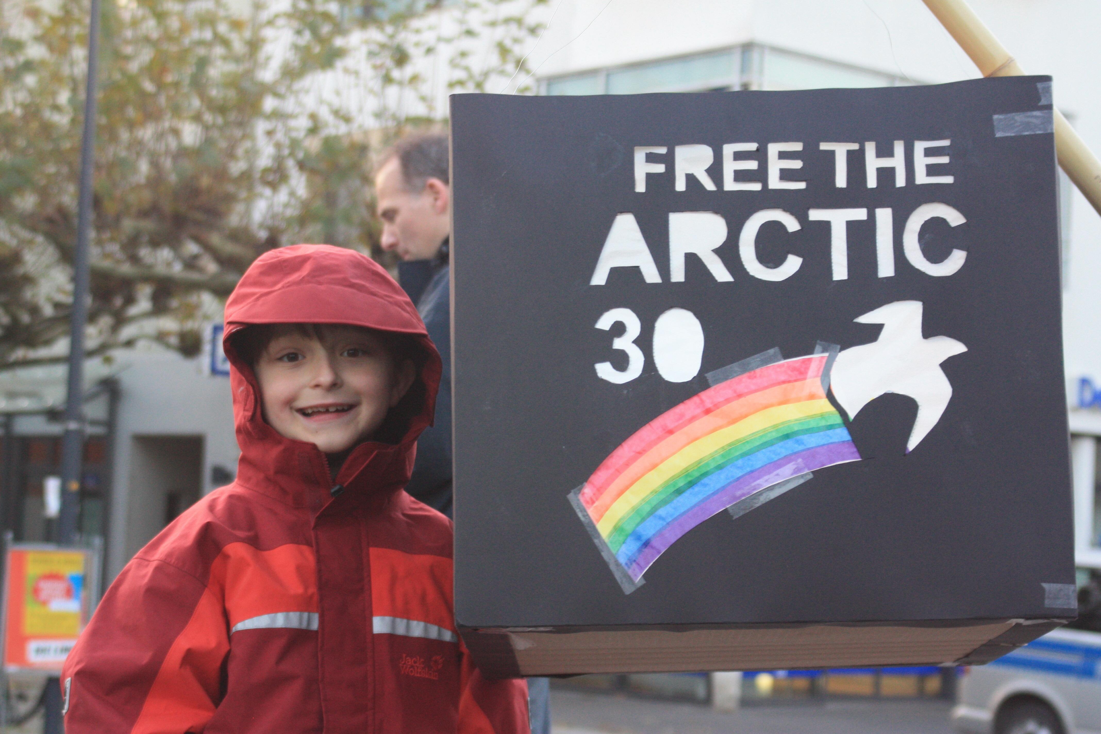 Demonstration in Germany, 2013 (Irene Quaile/Deutsche Welle)