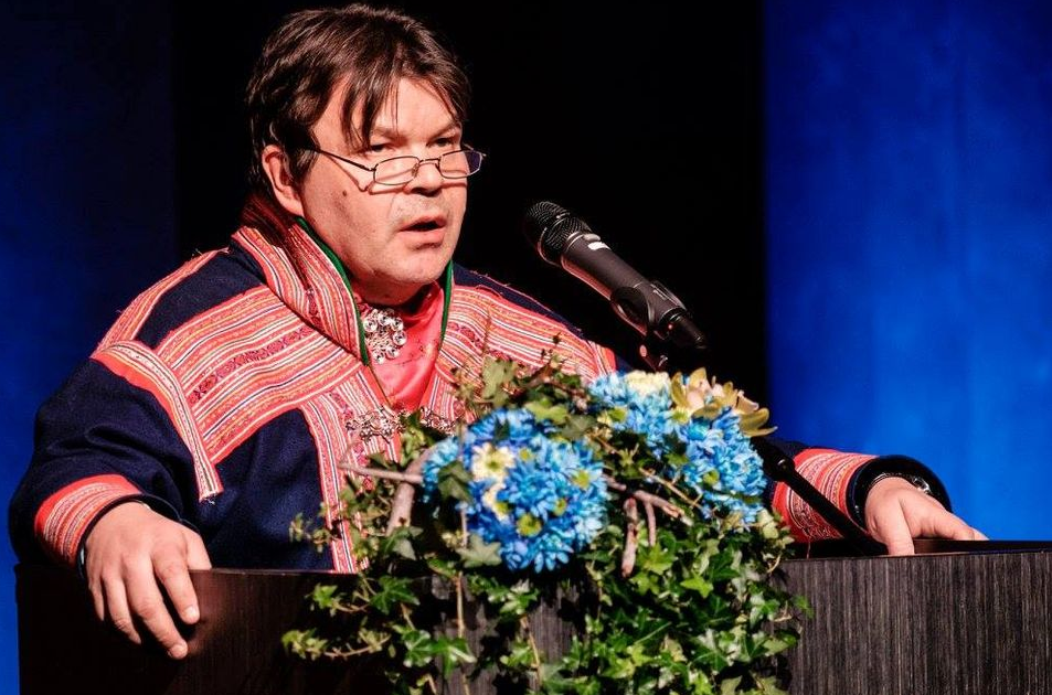 Sámi politico Klemetti Näkkäläjärvi says Finland is pushing its indigenous population towards assimilation. (Vesa Toppari / Yle)