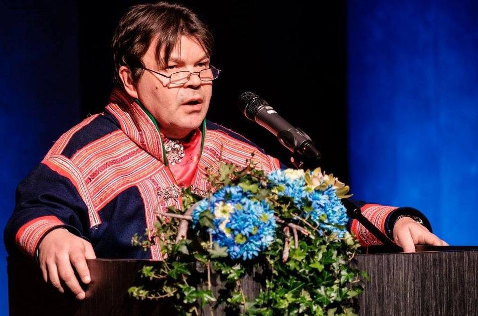 Sámi politico Klemetti Näkkäläjärvi says Finland is pushing its indigenous population towards assimilation. (Vesa Toppari / Yle)