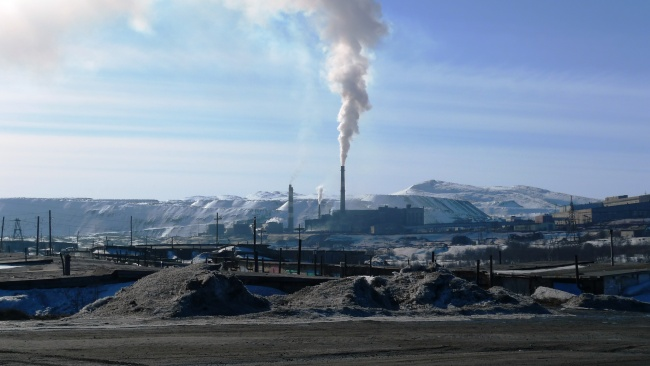 Norilsk Nickel closes the Severny Gluboky mine in Zapolyarny. (Thomas Nilsen/Barents Observer)