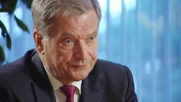 Finland's president Sauli Niinistö explained this week how his family has worked to reduce their carbon footprint. (Yle)